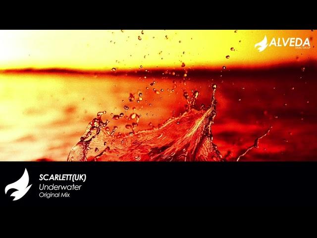 SCARLETT(UK) - Underwater (Radio Edit) [Funky / Groove / Jackin' House]