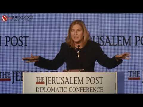 JPost Diplomatic Conference 2016 - Tzipi Livni