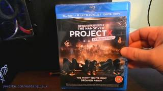 Unboxing Project X With Matthew Broderick & Helen Hunt & Project X The Extended Cut Films