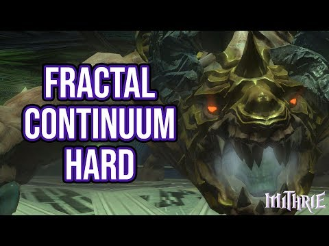 FFXIV 4.2 1251 Fractal Continuum Hard (Paladin)