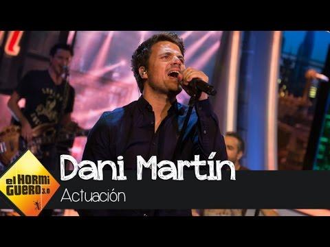 Dani Martín canta su nuevo single, 'Los Charcos' en directo  - El Hormiguero 3.0