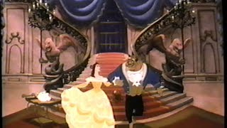 Beauty & the Beast - Special Edition (2002) Promo (VHS Capture)
