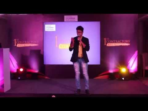 "MC Yash Hosting for south india  "" ASIAN PAINTS CONTRACTORS MEET """