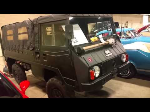 1976 pinzgauer steyr military vehicles for sale