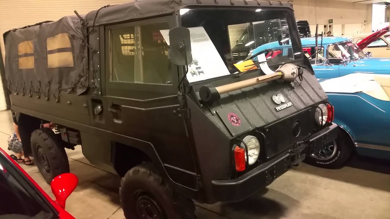 1976 pinzgauer steyr military vehicles for sale