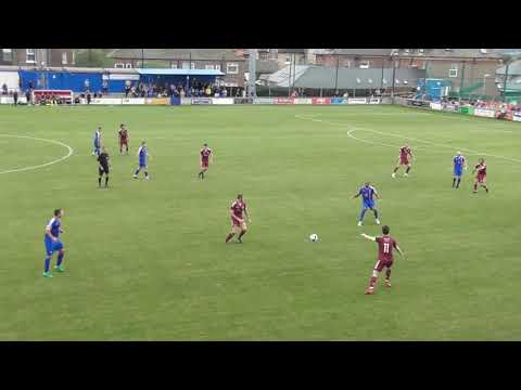 Whitby Hyde Goals And Highlights