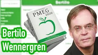 intervjuo de Bertilo Wennergren la aŭtoro de PMEG