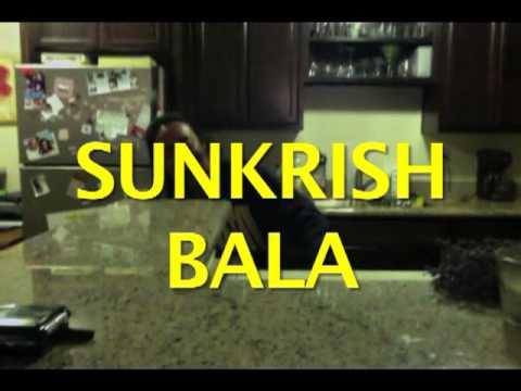 Sunkrish Bala Shout Out