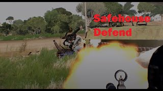 Arma 3 - Task Force Viper 99 Campaign - Safehouse Defend (Dutch)
