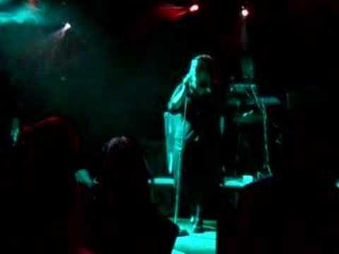 Claire Voyant - Blinking Tears (Live @ Blacksun Festival II)