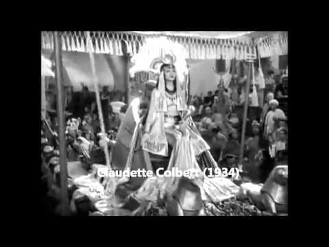 Cleopatra in Film - Helen Gardner to Elizabeth Taylor