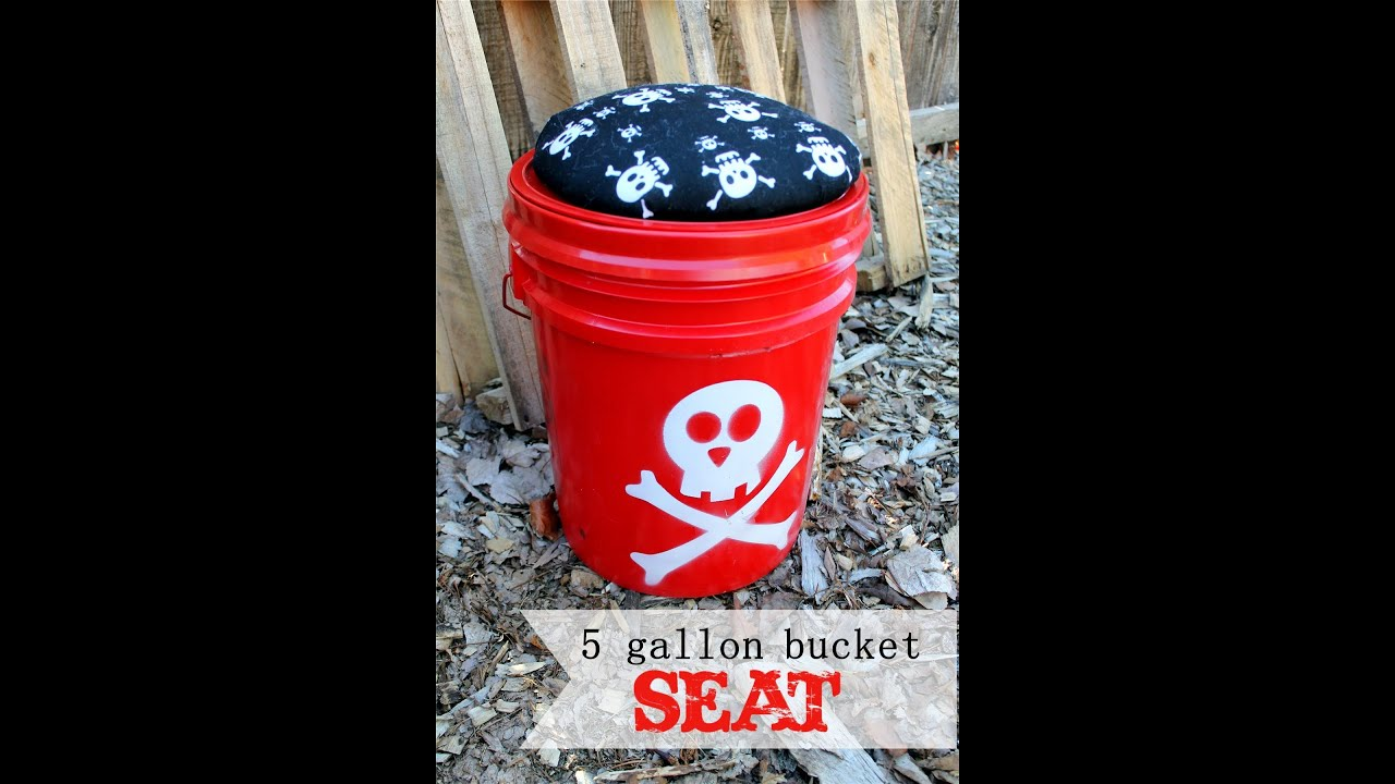5 Gallon Bucket Seat