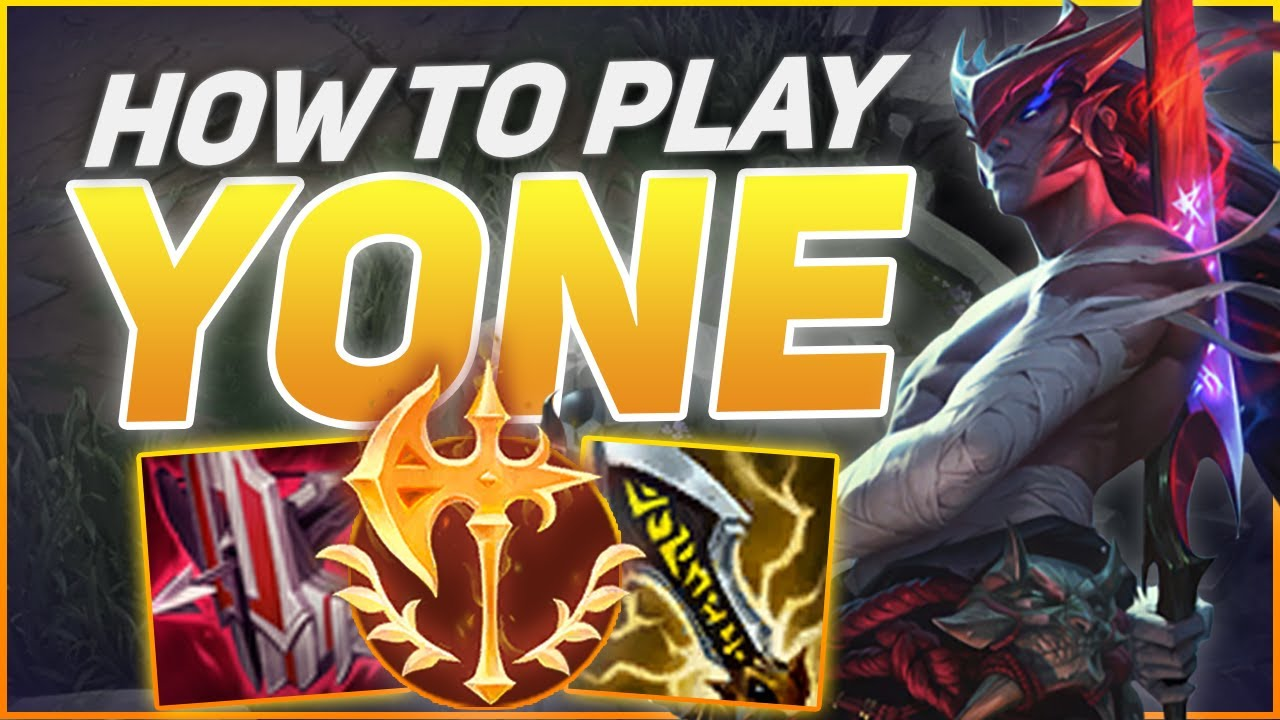 Download THIS Is How You SOLO CARRY With Yone | Build & Runes | How To Play Yone S11 | League of Legends