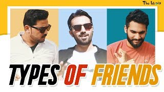 Types Of Friends | The Idiotz | Funny