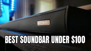 Blitzwolf BW-SDB1 Best soundbar under $100 dlls