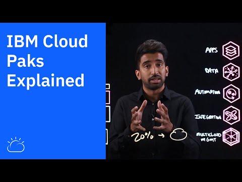 IBM Cloud Paks Explained