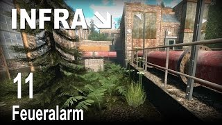 INFRA [11] [Feueralarm] [Let's Play Gameplay Deutsch German] thumbnail