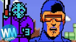 ¡Top 10 PEORES Juegos de NES de TODOS LOS TIEMPOS!