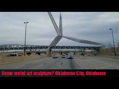OKC, Tinker Air Force Base And Another Trip