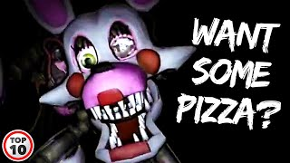 Top 10 Scary FNAF VR Minigames