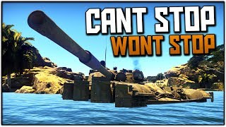 I CANT STOP PLAYING IT! (War Thunder RB Gameplay)