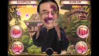 Scarface Vs Zardari!!!