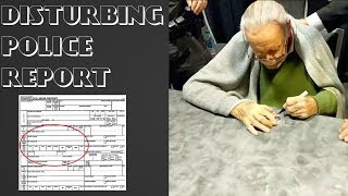CHILLING DETAILS OF STAN LEE'S RESTRAINING ORDER (POLICE REPORT)