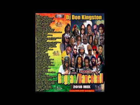 Dj Don Kingston Reggae Dancehall Mix 2018