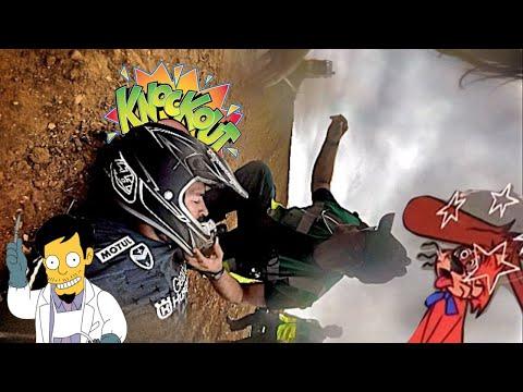 HUGE MOTOCROSS CRASH Knocked Me Unconscious