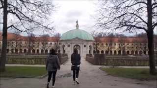 MUNICH    Europe Travel Vlog