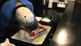 How To Re-caulk An Undercounter Sink Edge