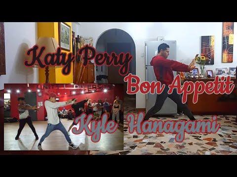 Dance Cover - Kyle Hanagami -Bon Appetit
