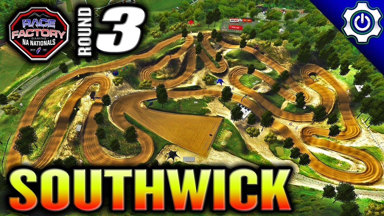 MX Simulator - 2020 Ride365.com Nationals Rd. 3 - Southwick