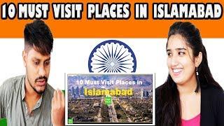 Indian Reaction On 10 Must Visit Places in Islamabad - Urdu | Krishna Views