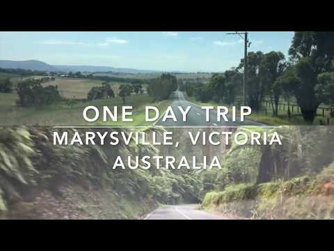 One day trip to Marysville, Victoria - Australia Part 1 - marysville