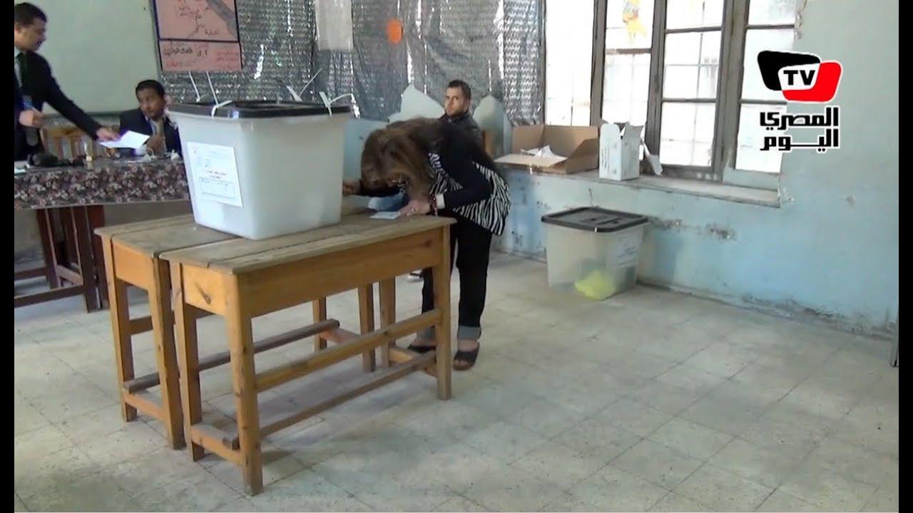 المصري اليوم: الانتخابات البرلمانية| رئيس لجنة فرعية بقصر النيل: «حضر حتي الأن ٤٠ ناخب»