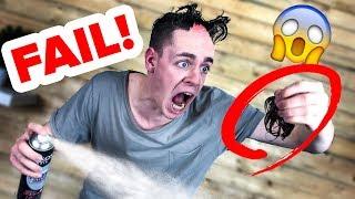 Extrem Experiment - 2000 Schichten Haarspray - Fail ! 😰    Flowest