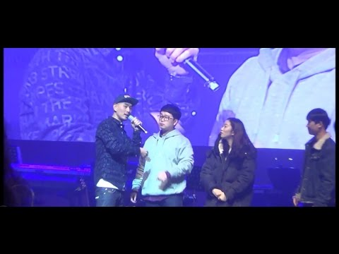 "문명진(Moon MyungJin) ""잠 못 드는 밤에"" [Event full ver.] @Seoul, 5th Dec 2015"