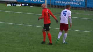 Katwijk - Barendrecht (4-0) | VVKatwijkTV