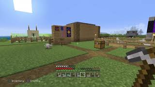 Let's Play Minecraft PlayStation 4 Edition #11 | BUILDING A LITTLE HOUSE FOR MY PETS