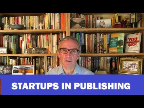 11 Startups in Scholarly Publishing