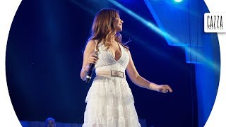 Nancy Ajram Live at Festival Bizerte
