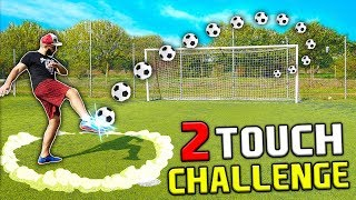 ⚽ TWO TOUCH CHALLENGE vs ILLUMINATICREW