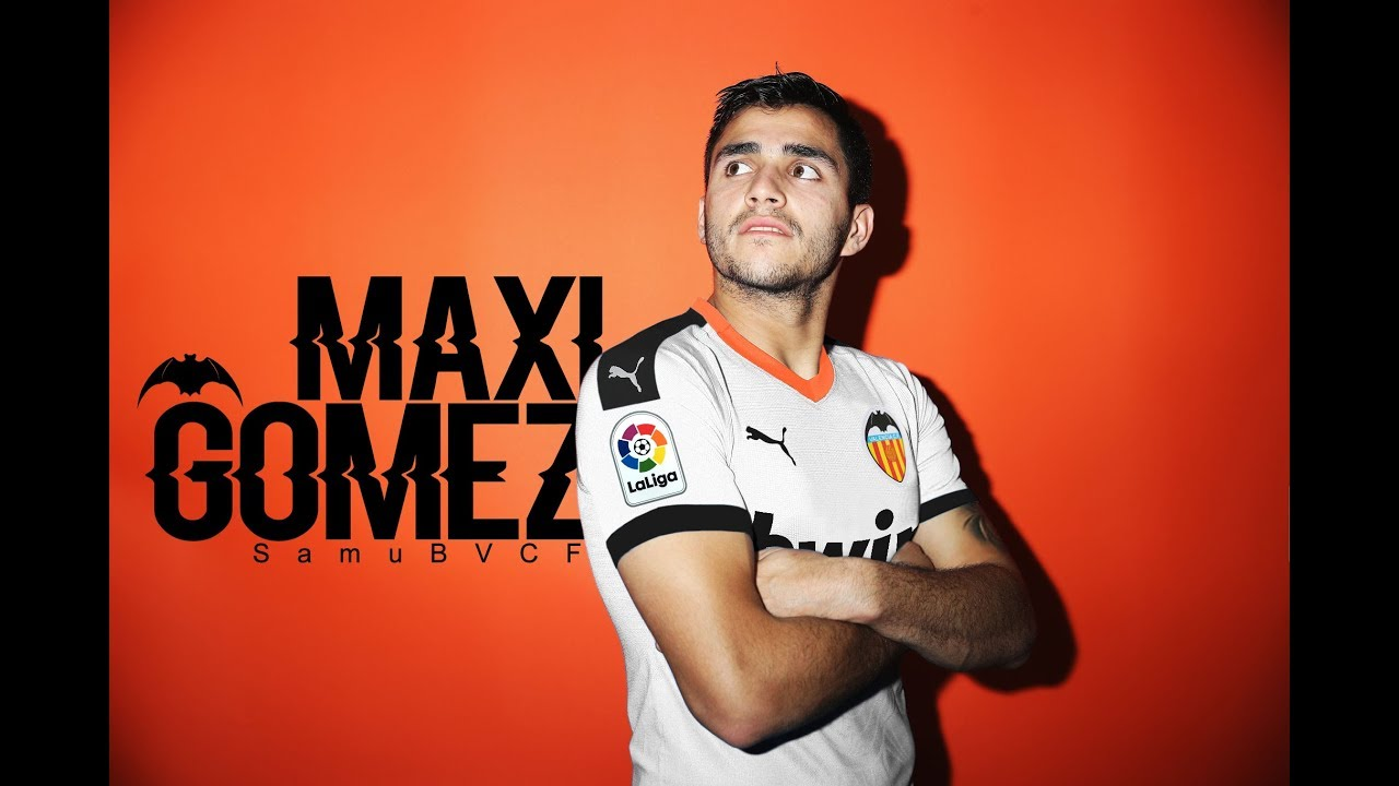 Image result for maxi gomez valencia