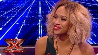 Tamera Foster: 'It's a good time to go' - Live Week 8 - The Xtra Factor UK 2013