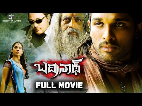 Badrinath Telugu Full Movie || Allu Arjun,...