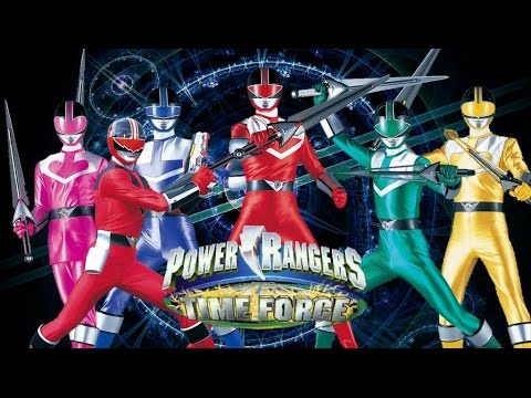 Power Rangers Time Force Sigla Link Episodi Youtube