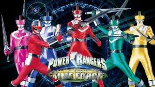 Power Rangers Time Force - Sigla + Link Episodi