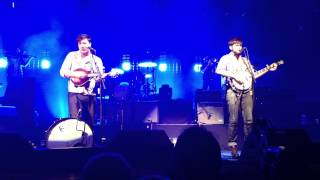 Mumford and Sons Winter Winds