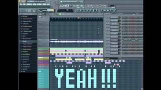 Usher - Yeah Remake This FLP DOWNLOAD!!! Best on YouTube!